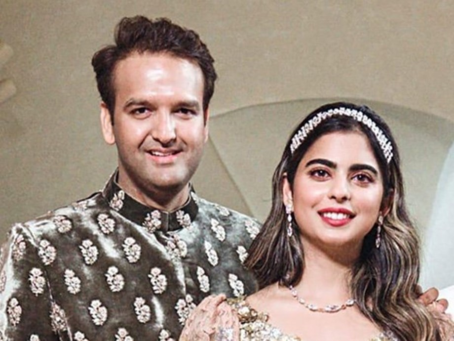 Isha Ambani and Anand Piramal to get engaged on December 12
