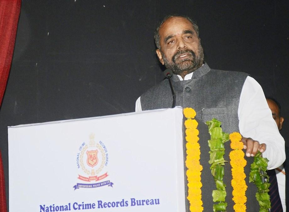 Crime Criminal Tracking Network will reduce ime taken in investigation: Home Secretary