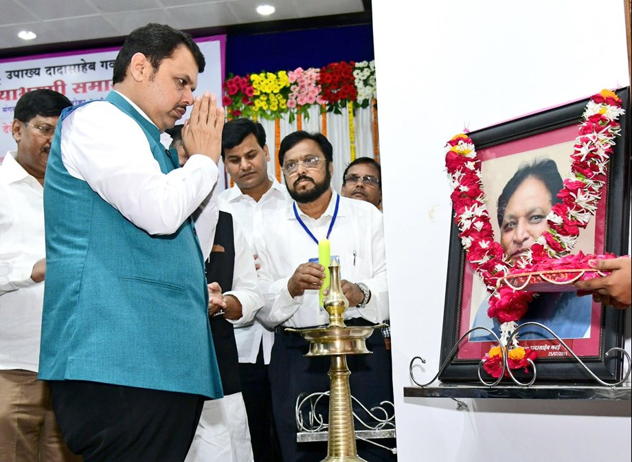 Gavai was man of knowledge who promoted social equality: Fadnavis
