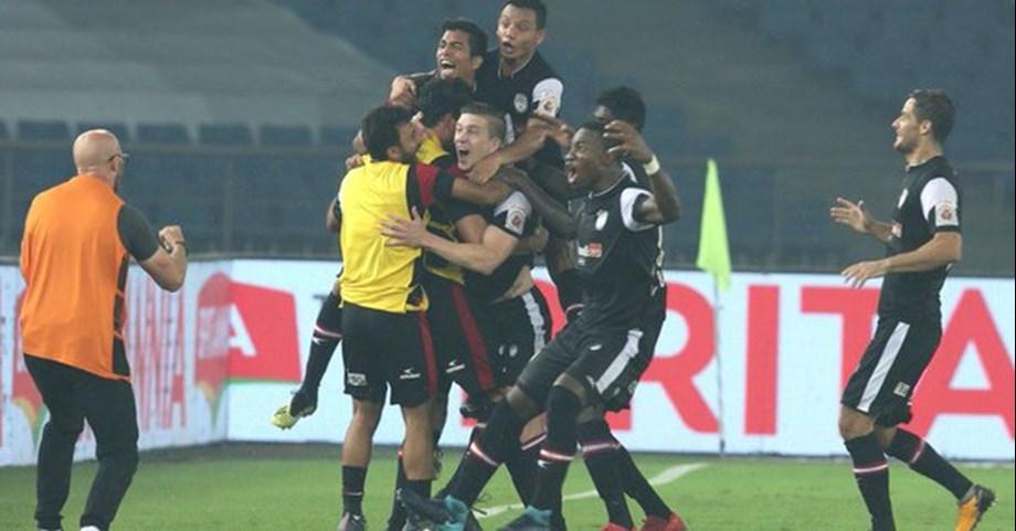 ISL: NorthEast United beat Delhi Dynamos, retain top position