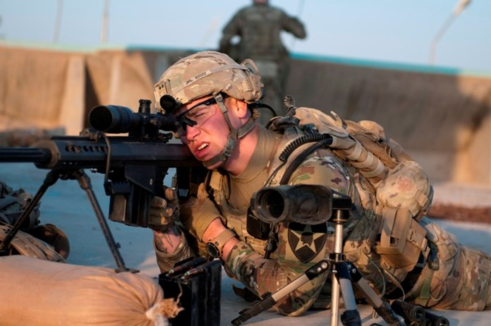 US armed services to begin sending recruits to training this week