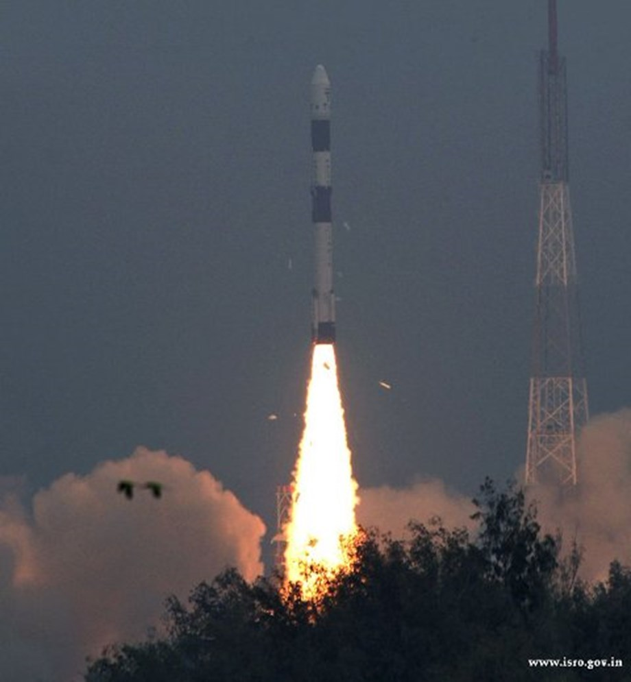 ISRO's GSLV-F11 successfully launches communication satellite GSAT-7A
