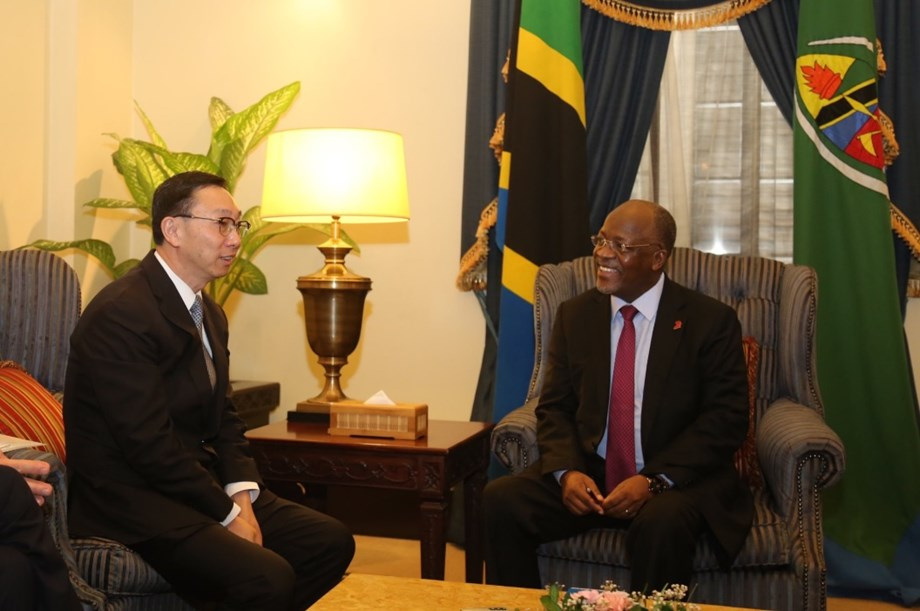 Tanzania's President John Magufuli prefers almost hassle-free Chinese loans