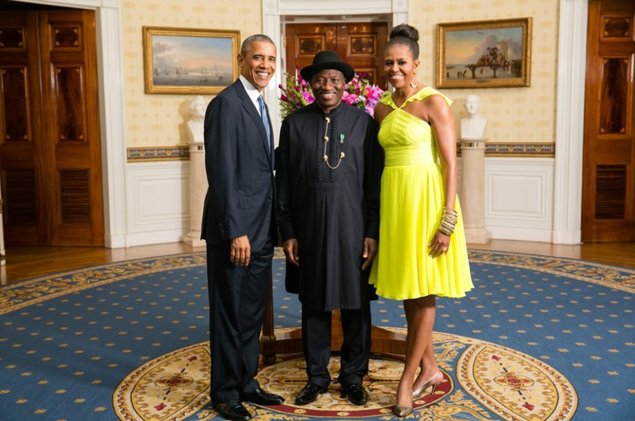 Ex-President Goodluck Jonathan says Obama's govt interfered in Nigeria's 2015 election