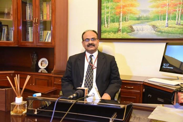 Improving tax-GDP ratio to be priority: New Revenue Secretary