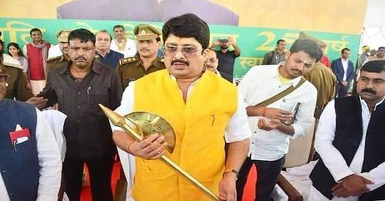 Raja Bhaiyya launches own political party to fight for rights of farmers