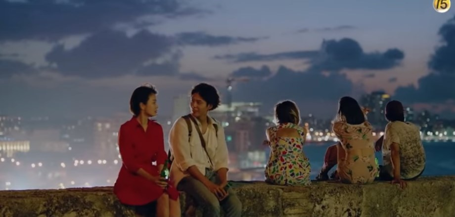 Song Hye-kyo and Park Bo-gum's slow romance in Cuba in newly released Encounter series