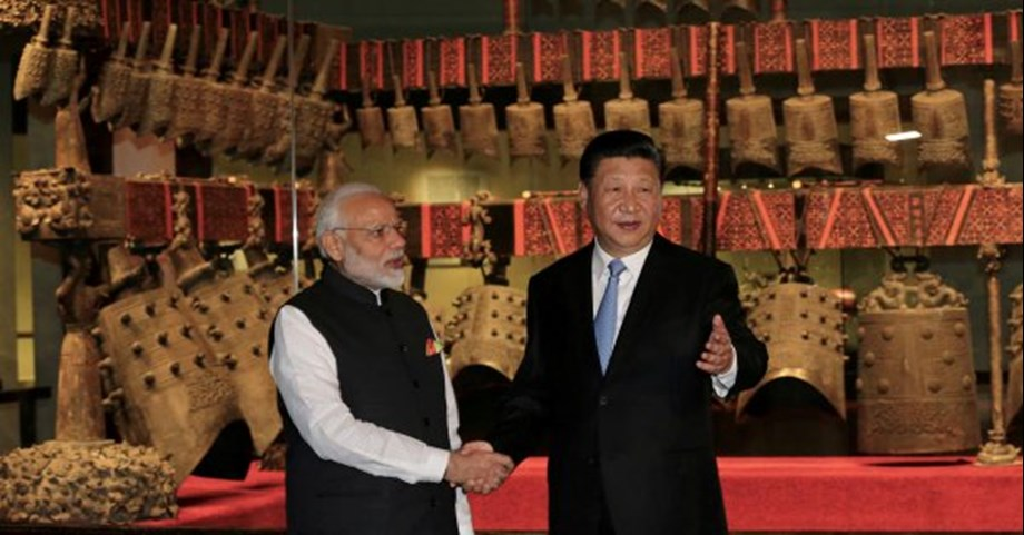 This year was good, next will be better: Modi to Xi
