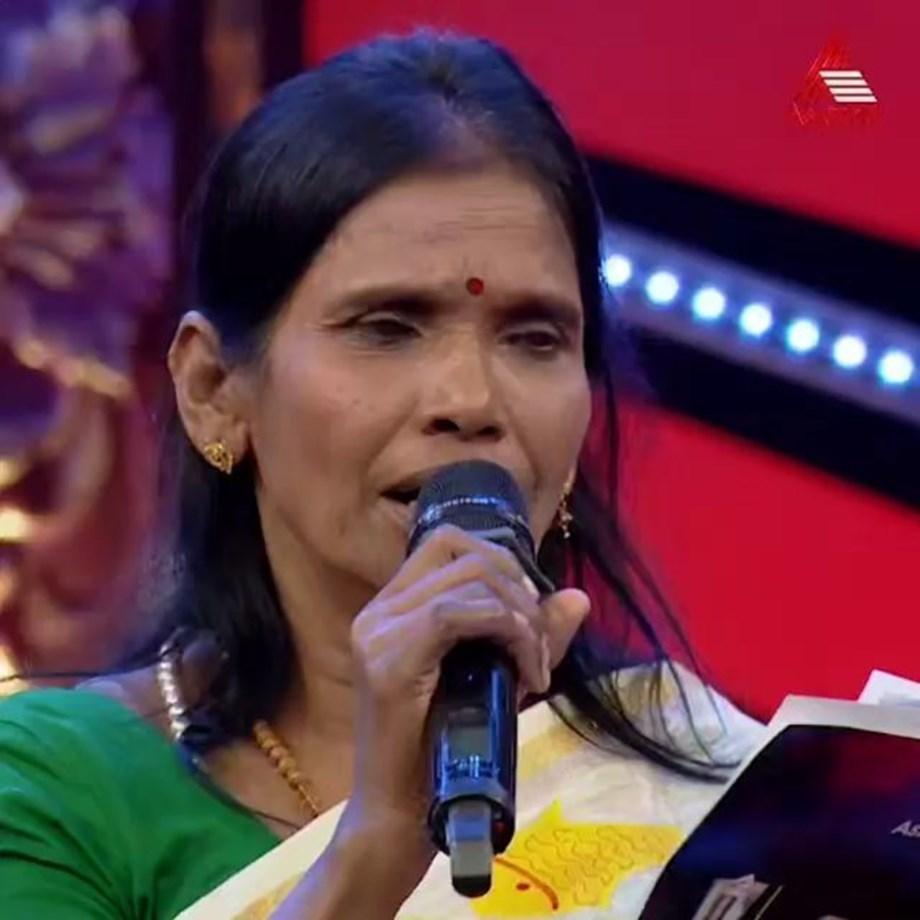WATCH VIDEO: Ranu Mondal New Malayalam Song Goes Viral