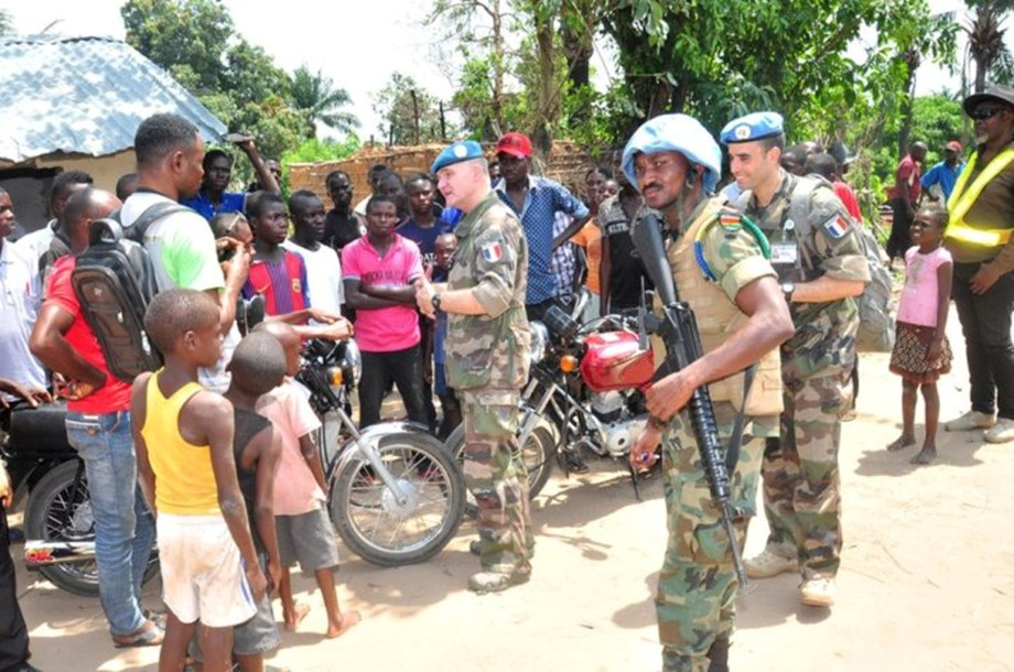 Indian peacekeepers in UN missions praised for hard work in relief efforts