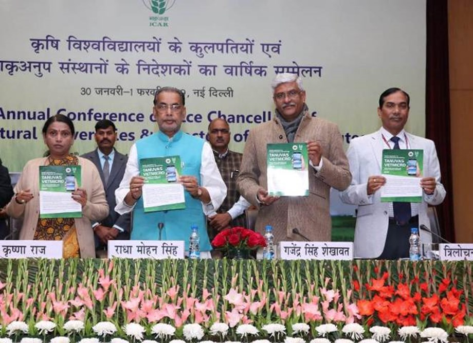 Central government focussed on creating dairy infrastructure: Radha Mohan Singh