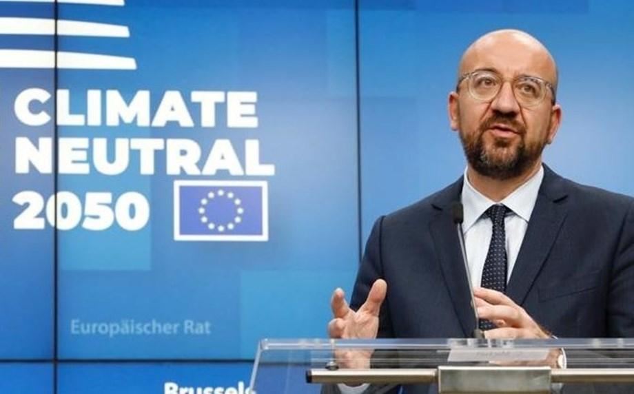 UPDATE 1-Plastics tax, carbon-trading cash to cover EU's Brexit gap, officials say