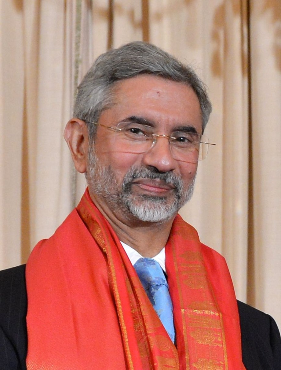 External Affairs Minister Jaishankar arrives in Dushanbe for CICA Summit