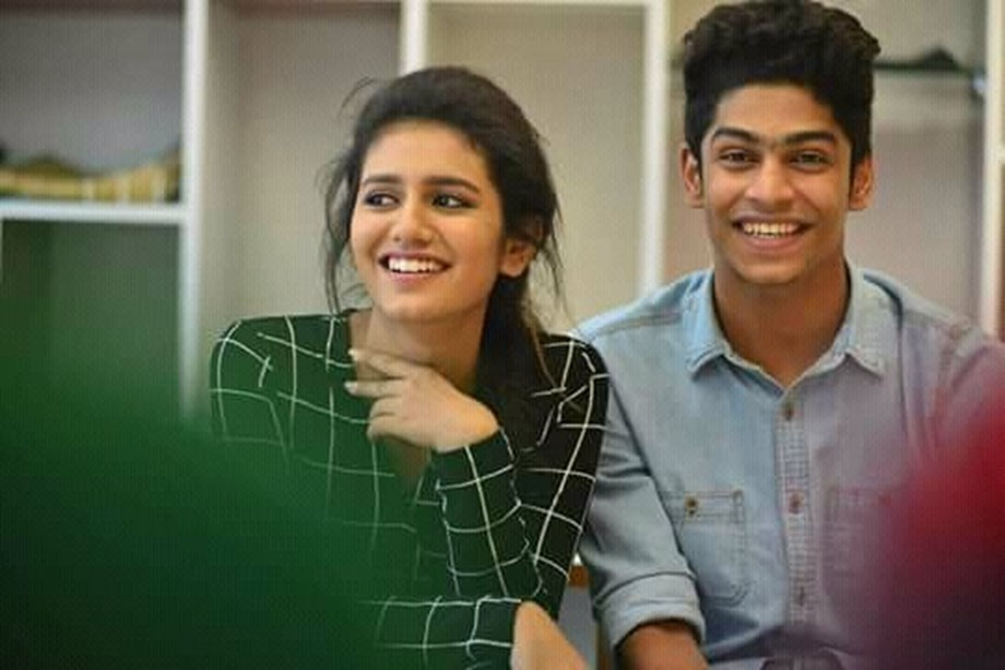 Winking queen Priya Prakash Warrier wanted to become part of 'Simmba'