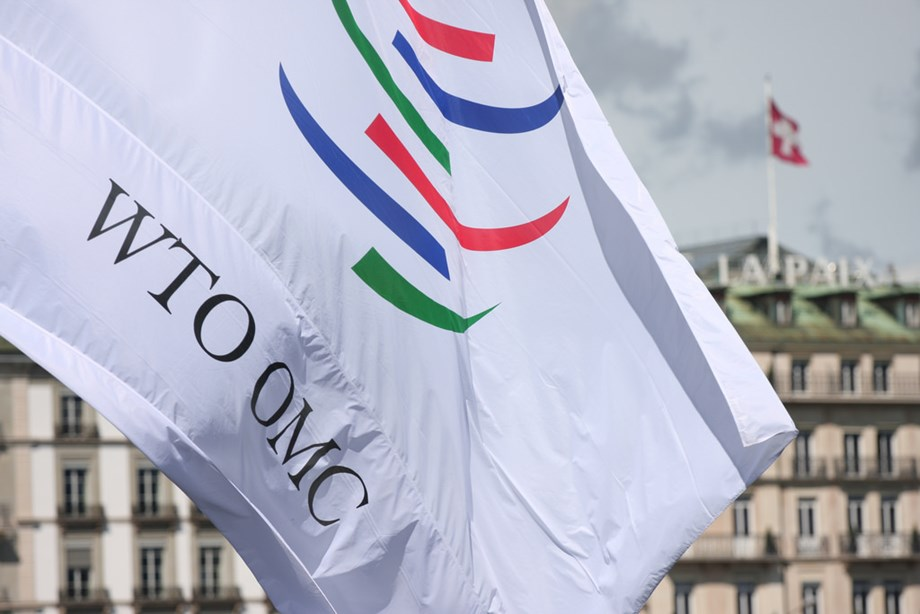 WTO quarterly trade growth indicator drops from May