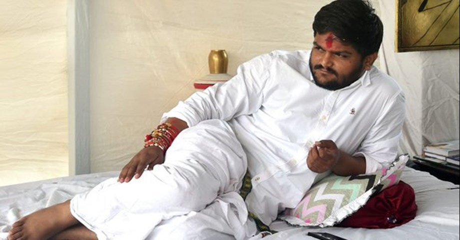 Hardik urge Congress to move private bill for Patidar reservation