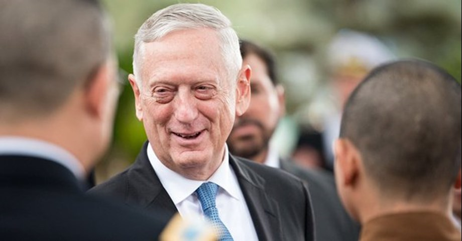 COMCASA indication of growing trust between US, India, says Defence Secretary James Mattis