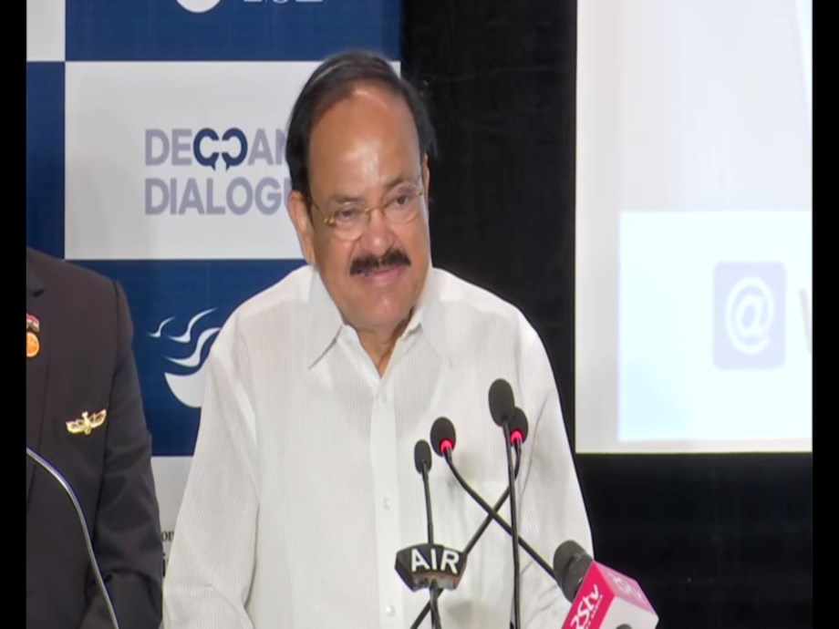 Naidu calls for reforms in global political, financial and business institutions