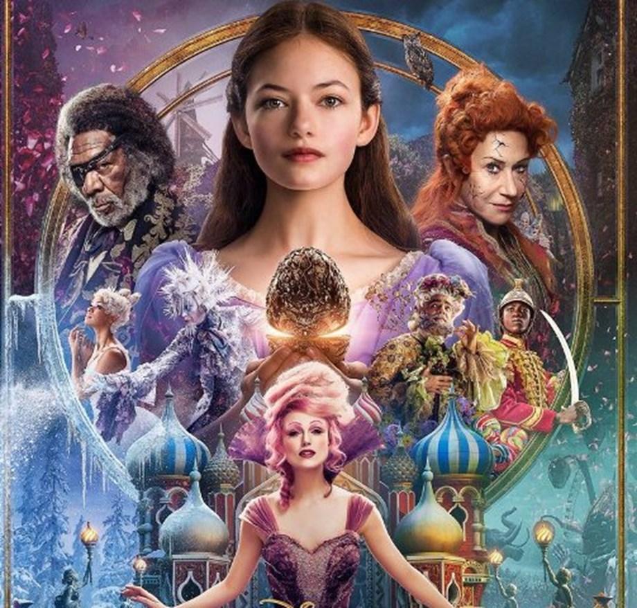Entertainment News Roundup: Disney tells different 'Nutcracker' story on big screen, Geoffrey Rush
