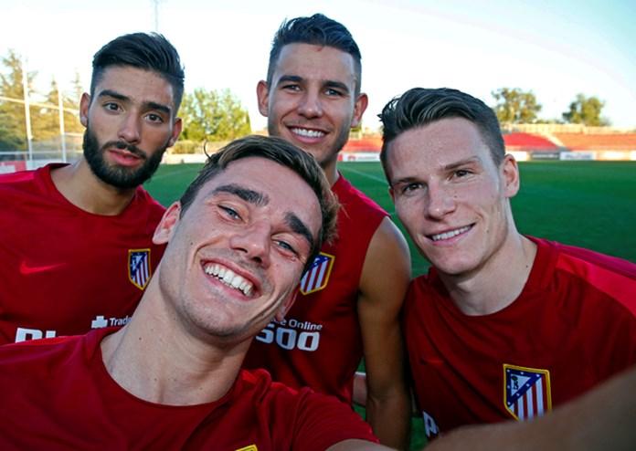 Copa del Rey: Atletico Madrid edges past Sant Andreu by a solitary goal