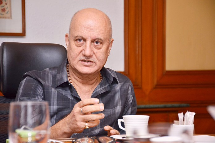 Anupam Kher resigns as chief of FTII because of international assignments