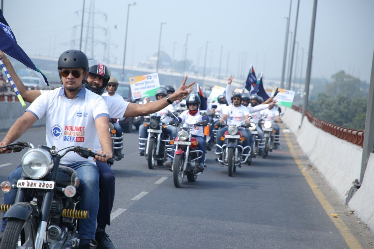 J&K: Bike rally of 48 enthusiasts flagged off to promote tourism in Valley