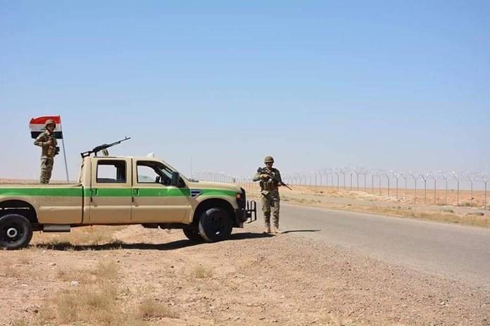 Iraq's Shi'ite militias killed two IS commanders