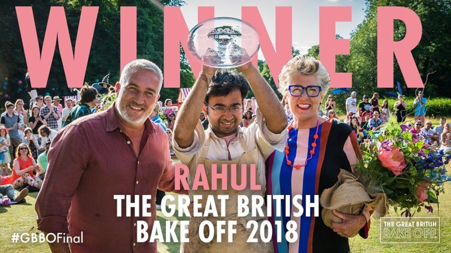 Indian research scientist announced winner of Channel 4's 'Great British Bake Off'