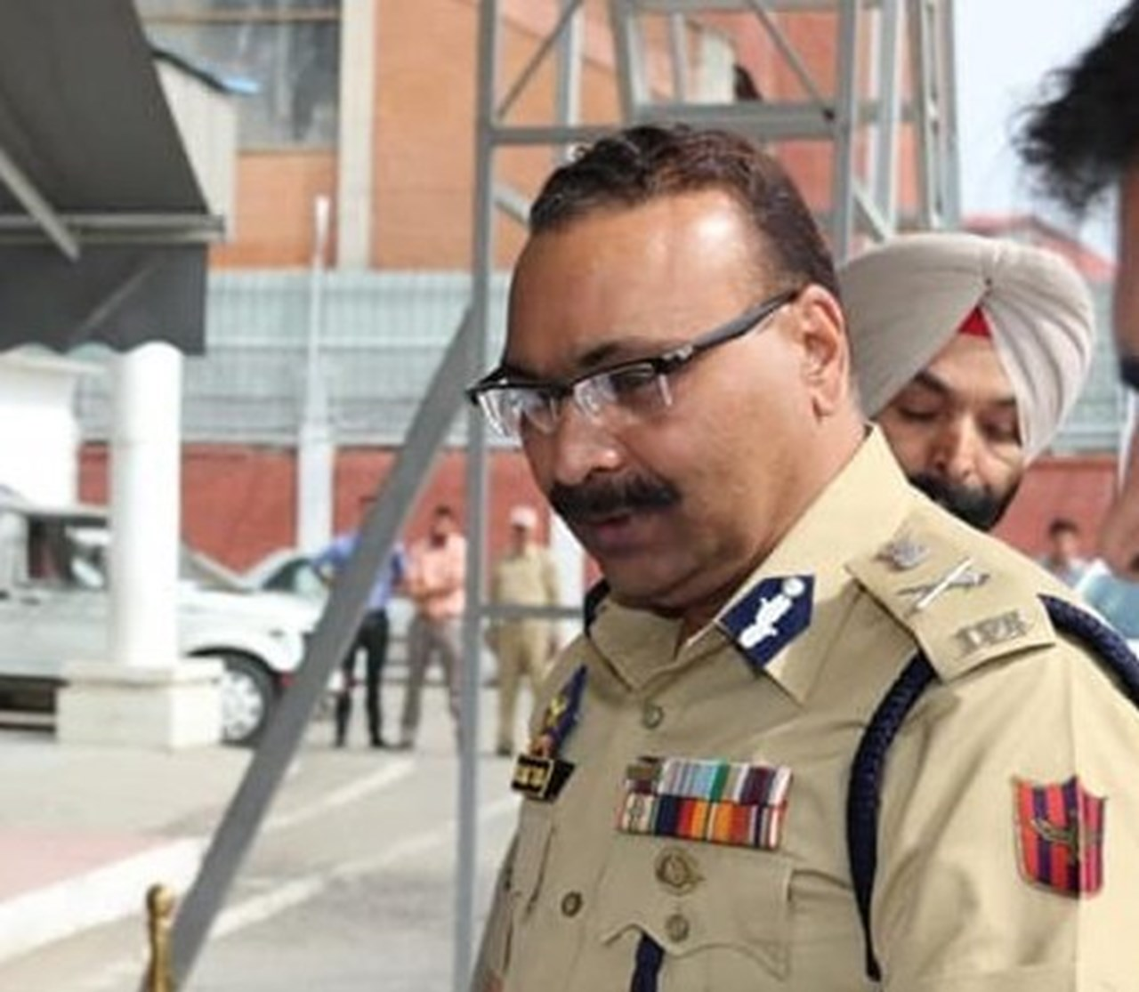 J&K: Dilbagh Singh appointed as full-time DGP