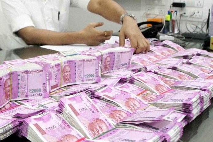 Unaccounted cash worth Rs 55 crore seized in Telangana ahead of elections