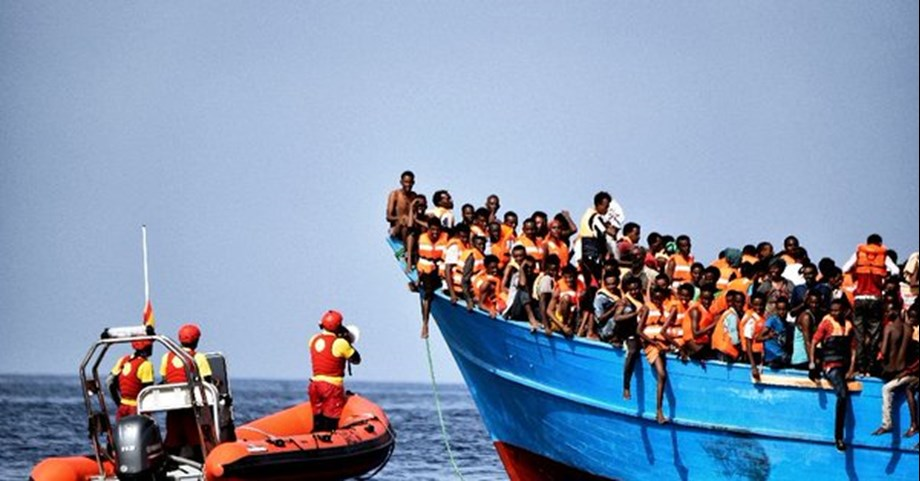 Nearly 2,000 migrants drowned while crossing Mediterranean: UN