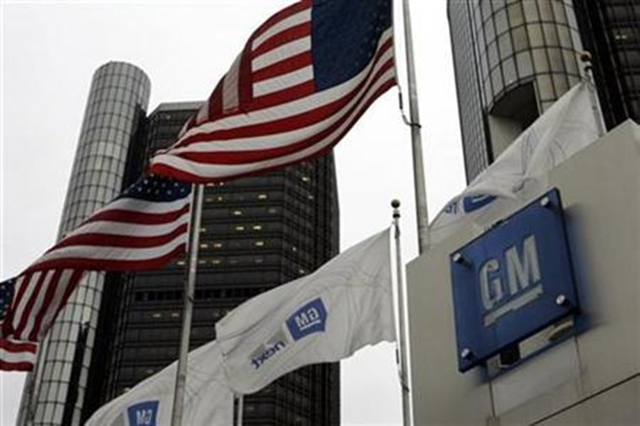 UPDATE 4-GM sees strong full year, profit races past expectations