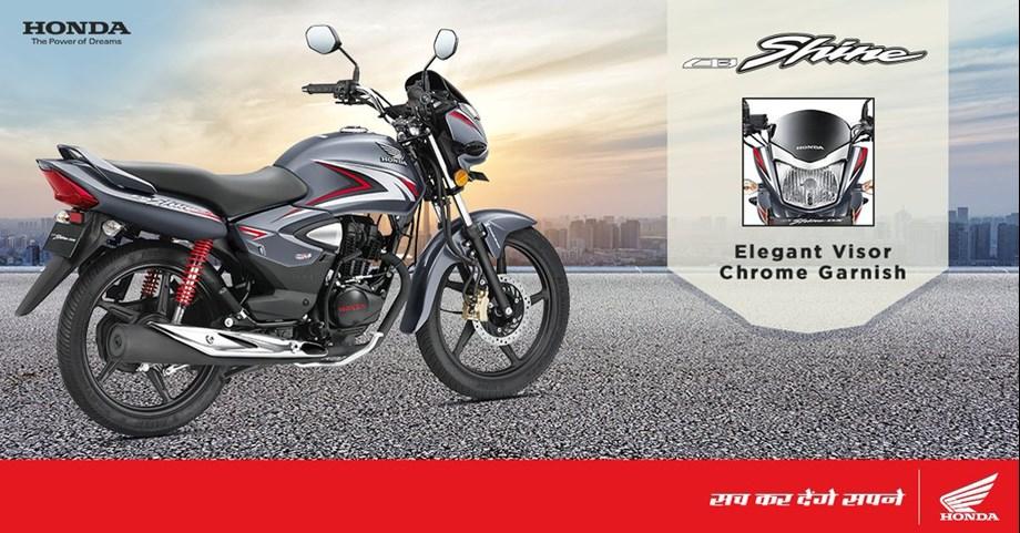 Honda's CB Shine crosses 70 lakh cumulative sales milestone