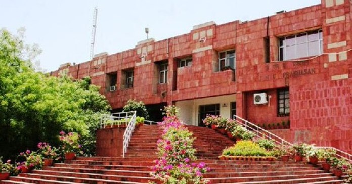 JNU Students' Union meets Delhi Jal Board officials to find solution to water crisis