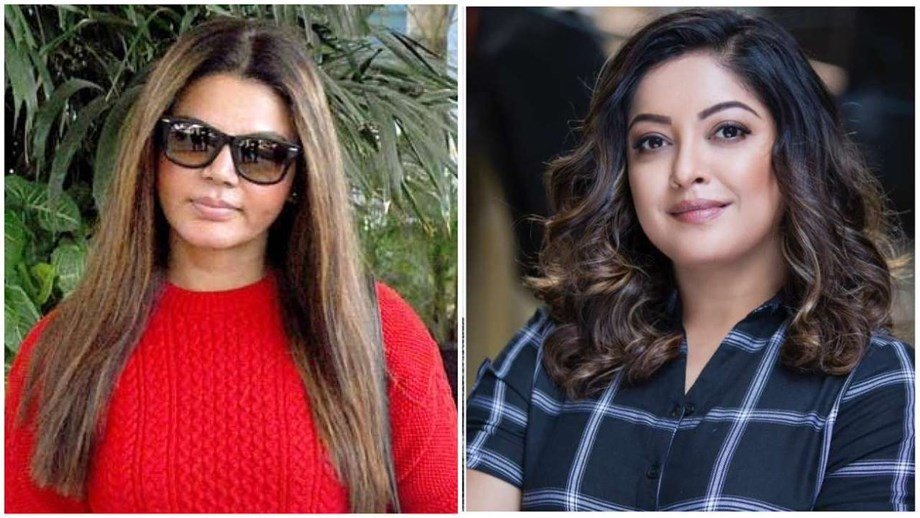 Rakhi Sawant files 25 paise defamation suit against Tanushree Dutta