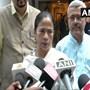 Note ban derailed economy, says Mamata; BJP hits back