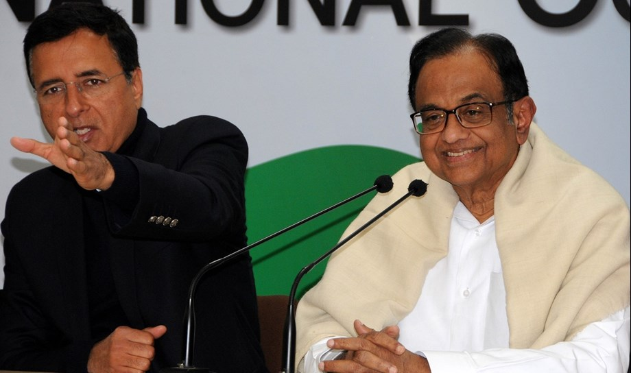 Chidambaram appeals for early hearing in Aircel-Maxis cases; flays 'delay'