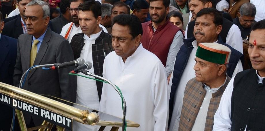 MP CM calls for legal action against Pragya Thakur over Godse remark