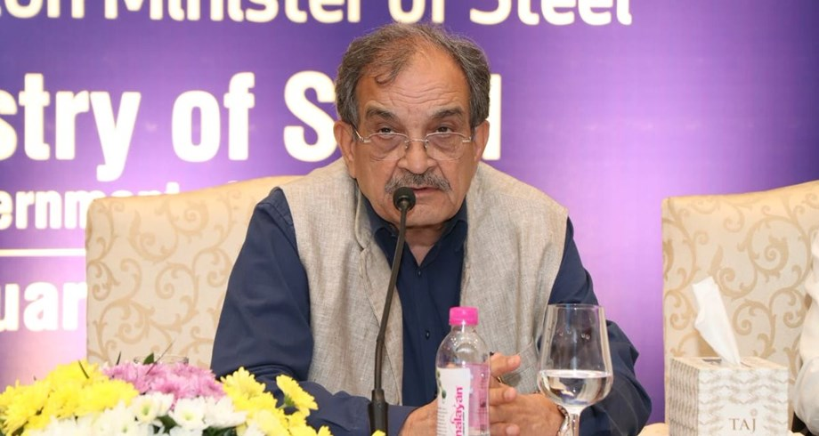Steel Processing unit of SAIL, Bettiah dedicated to nation by union Steel minister