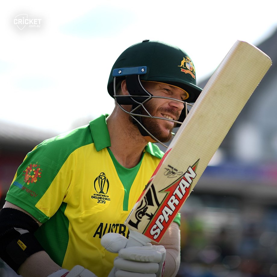 UPDATE 1-Cricket-Warner heroics for Australia are in vain as defeat sets up England semi-final