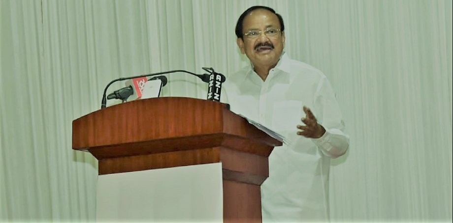 Venkaiah Naidu calls for affordable medicines as healthcare costs soar
