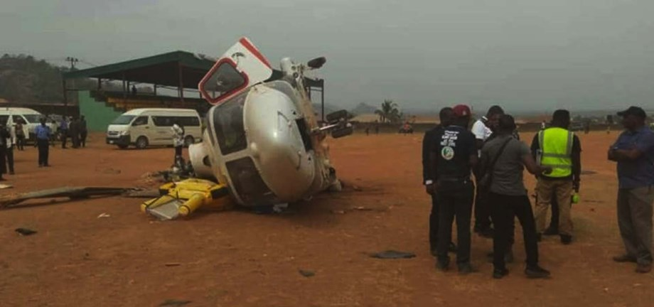Plane crashes in Kenya's Maasai Mara, 4 foreigners alongwith pilot dead