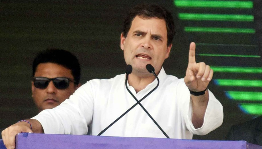 Rahul promises to turn TN into manufacturing hub if party wind Centre LS elections