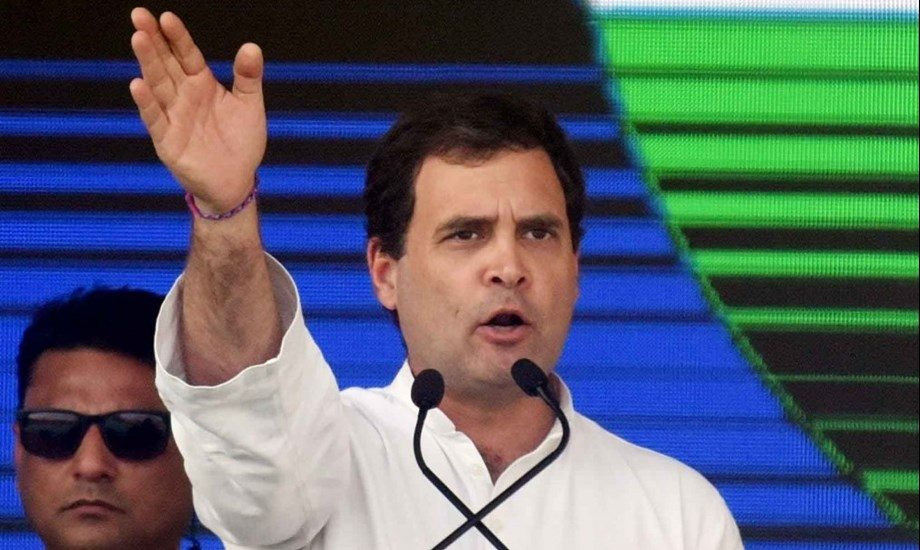 Tamil Nadu government controlled by Prime Minister's Office: Rahul