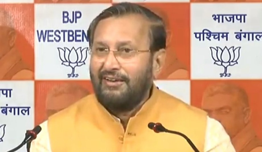 To conduct violence-free polls in Bengal, TMC goons should be in jail: Javadekar