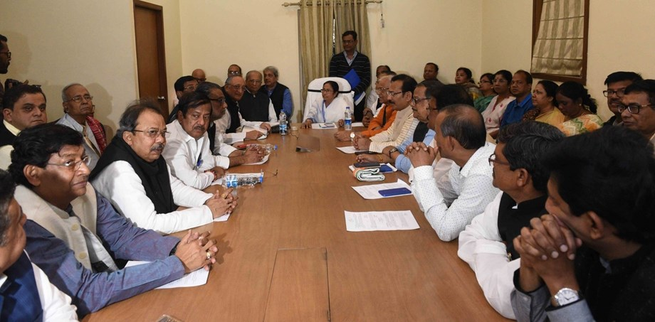 Bengal cabinet allocates Rs 89K cr for development projects for 2019-20