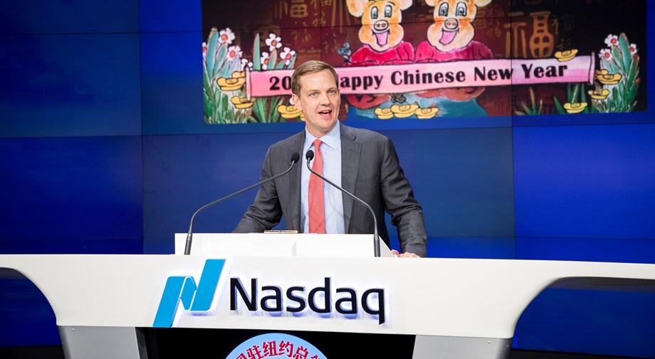 US STOCKS SNAPSHOT-S&P 500, Nasdaq tick higher at open after Nvidia's upbeat forecast
