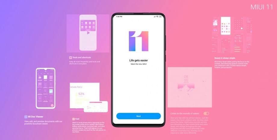MIUI 11 Global Stable update pushed for Redmi 6 and Redmi 6A