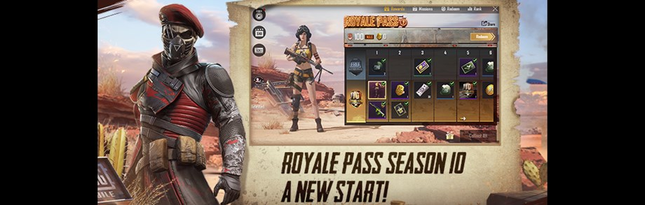 PUBG Mobile 0.15.5 update arrives with new character, weapon, TDM map and more
