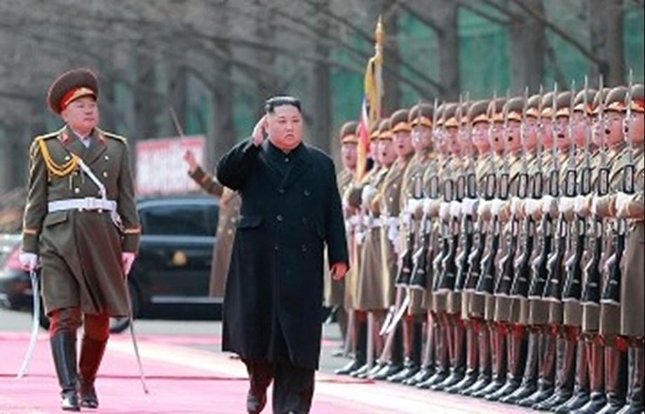 North Korean leader Kim Jong-un to visit Russia on Putin's invitation